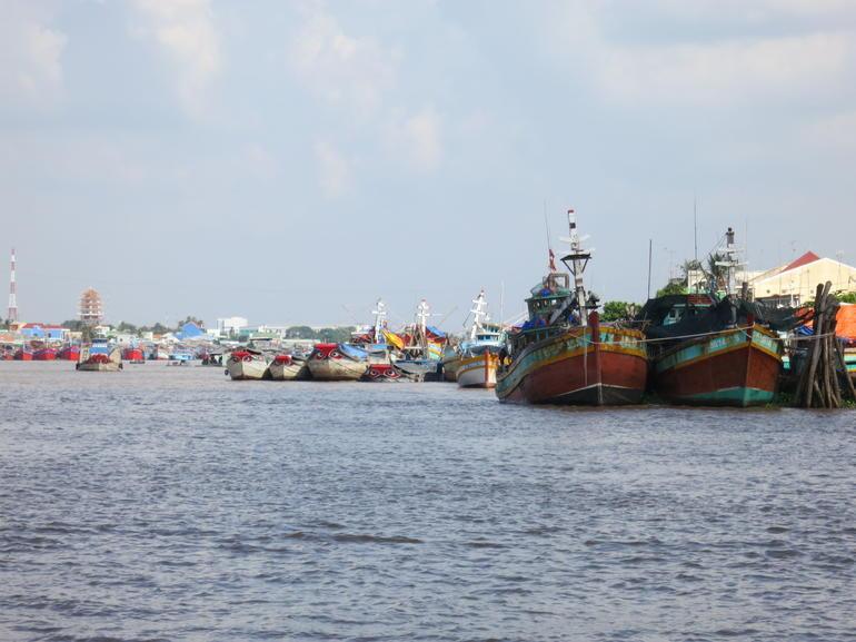 Mekong Delta - Ho Chi Minh City