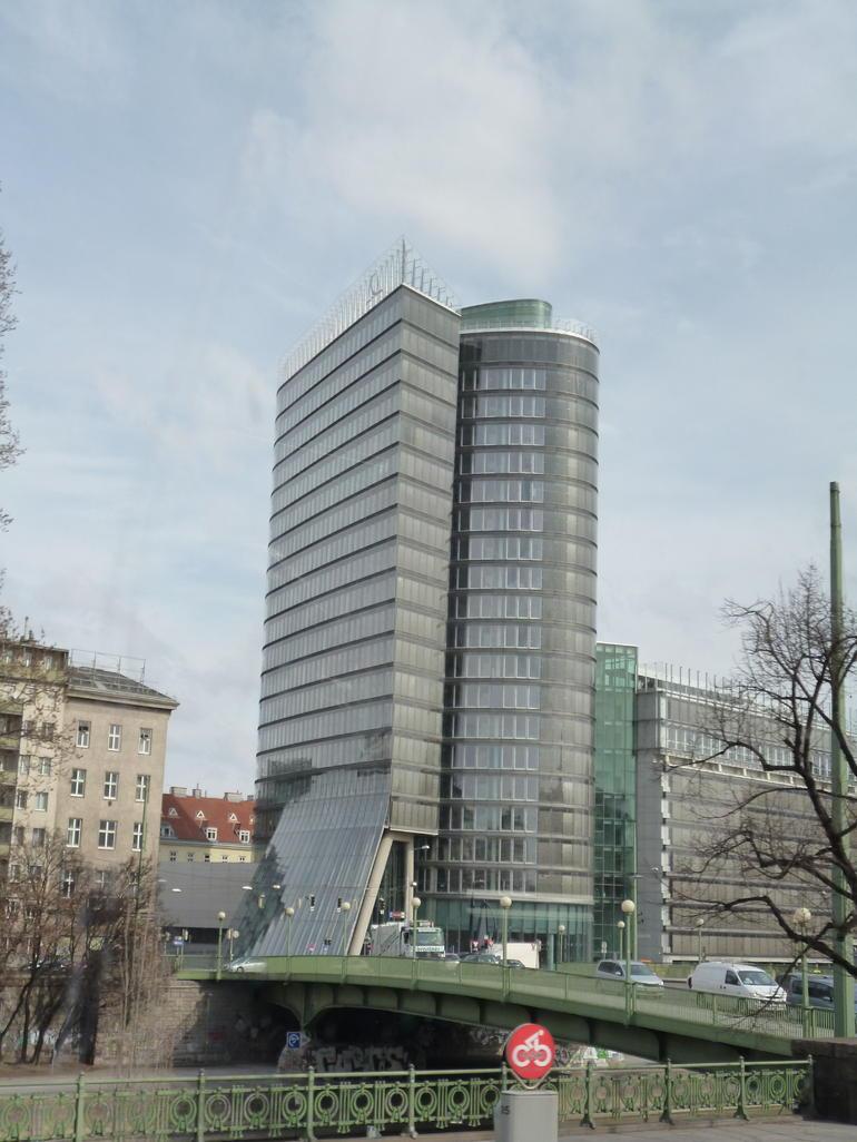 Modern architecture - Vienna