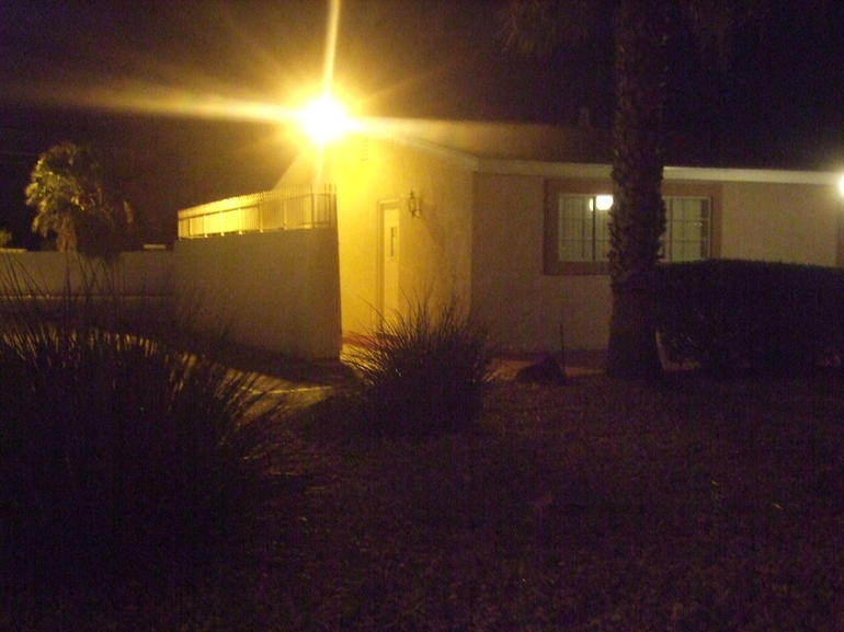 Red Foxx's house - Las Vegas