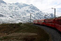 The Bernina! - July 2010