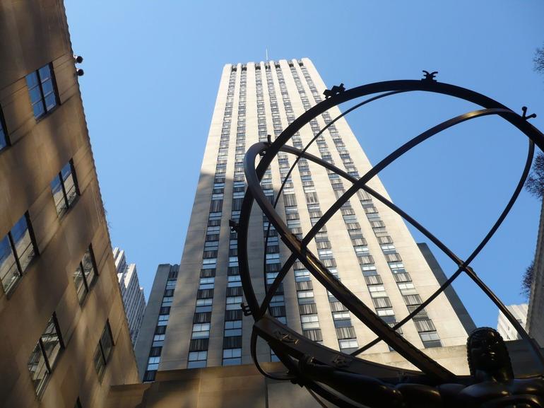 Rockefeller centre - New York City