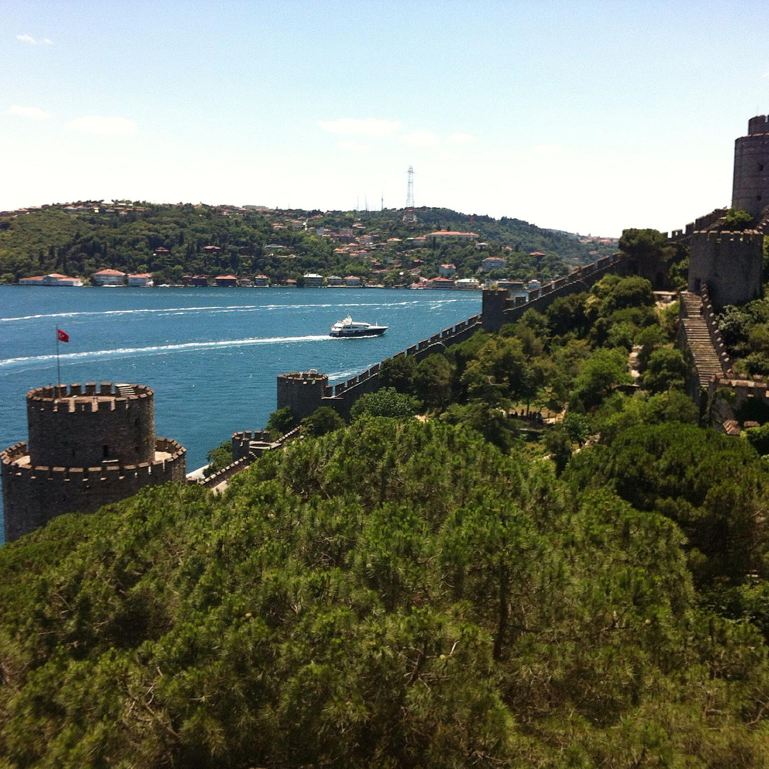 MAIS FOTOS, Bosphorus Strait and Black Sea Day Cruise, saindo de Stambul