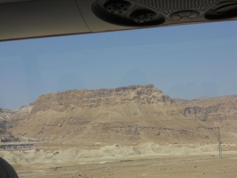 The Masada - Jerusalem