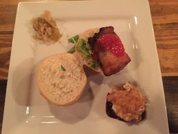 Pork belly sliders , Angie E - July 2016
