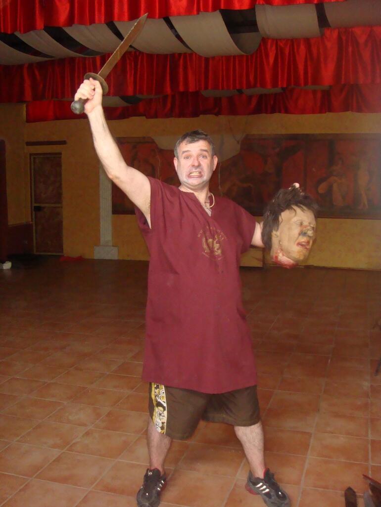The win - Rome