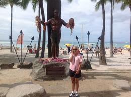 Waikiki Beach , Deborah B - October 2012