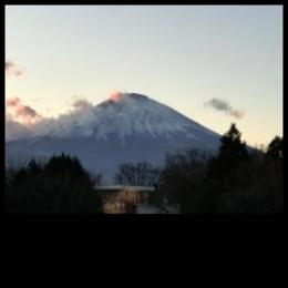 Mt. Fuji from Outlet Mall , Lawell K - January 2018