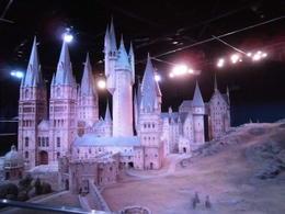 Hogwarts model , Kerry B - October 2012