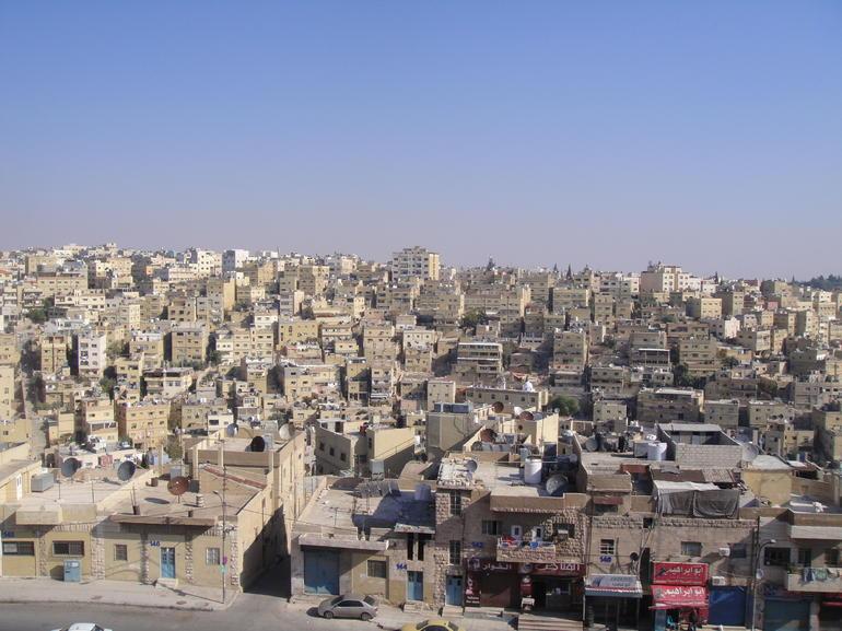 Amman City Tour - Amman