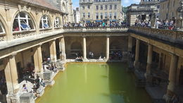 Roman Bath - Awesome Experience! , Steve - August 2016