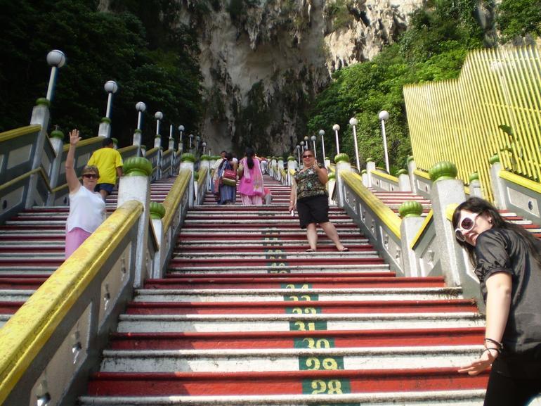 Batu Caves step 41 - Kuala Lumpur