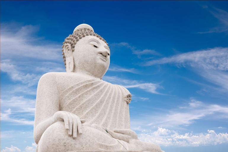 Big Buddha, Phuket, Thailand - Phuket