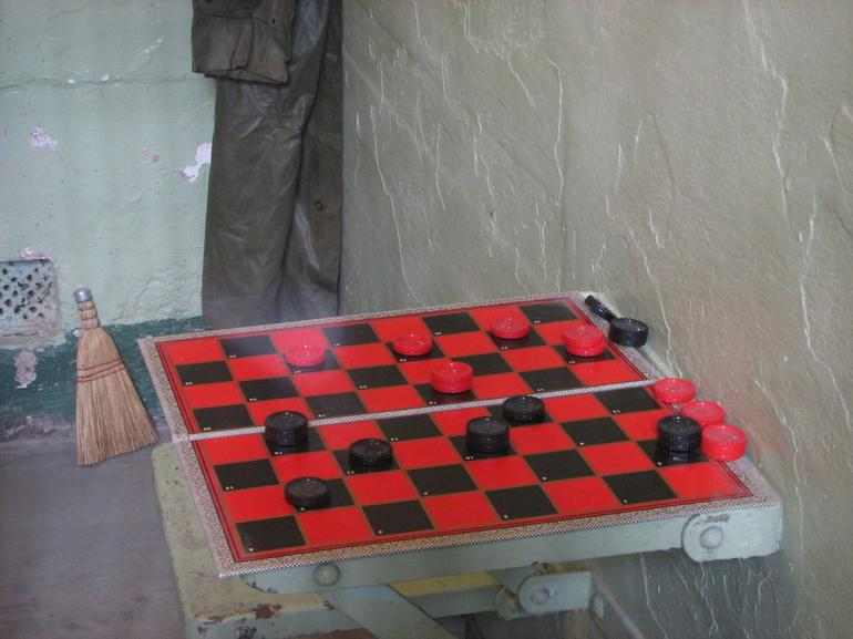 Chess game - San Francisco
