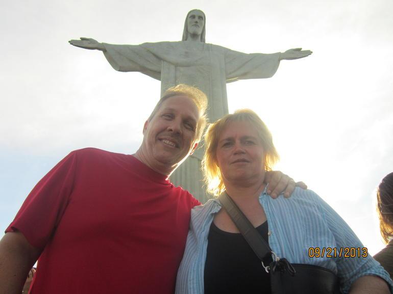 Corcovado Mountain tour - Rio de Janeiro