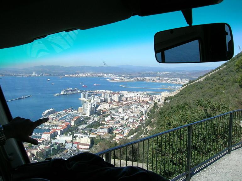 Gibraltar 2 september 2013 - Malaga