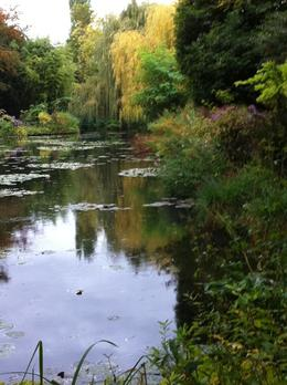 Photo of Monet's Japanese Garden at Giverny, Felicia L - October 2010