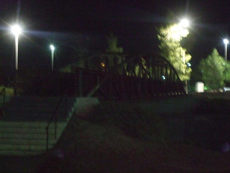 Haunted bridge - Las Vegas