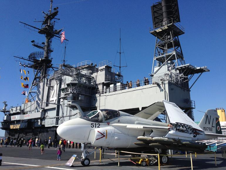 Skip the Line: USS Midway Museum Admission Ticket photo 9
