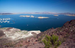 This photo was taken when we were doing one day Hoover Dam tour from Las Vegas via Viator , HanhanOZ - October 2012