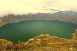 Quilotoa Lagoon , Amit - December 2015