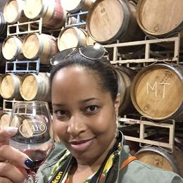 Nothing like having a glass of wine in the middle of the day! Such a delicious Zinfandel, I bought a bottle for myself! , JayNBee - October 2014