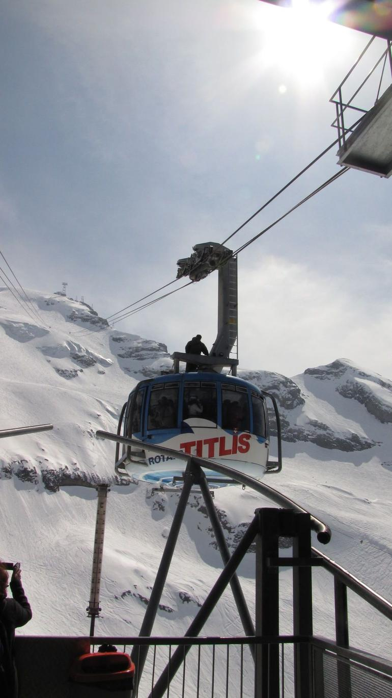 Mount Titlis - Zurich