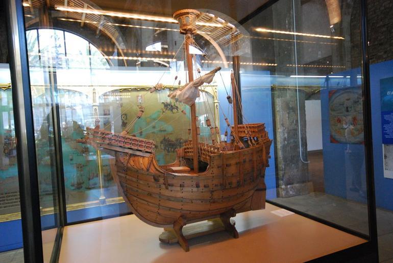 Museu Maritim Model - Barcelona
