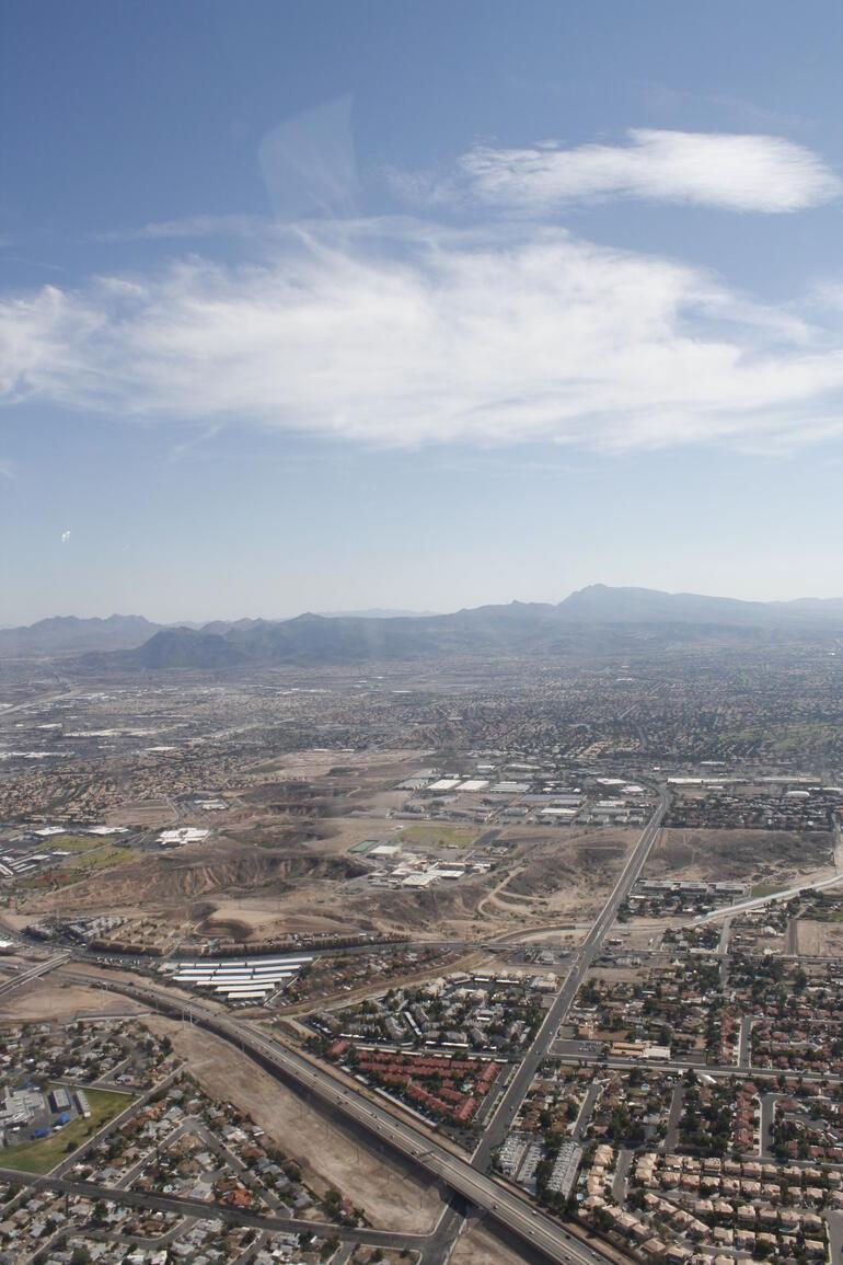 Over Las Vegas - Las Vegas
