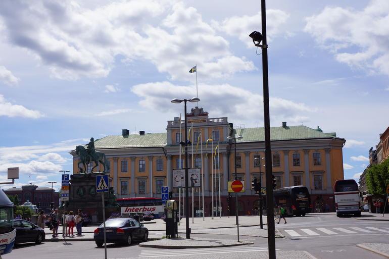 Parliament Building - Stockholm