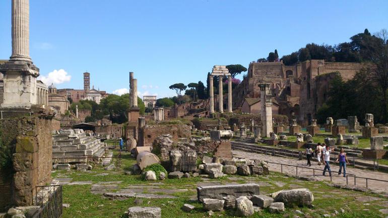 Rome empire - Rome