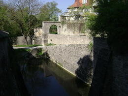 Lovely view at Rottenburg wall , Silvia C - April 2011