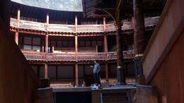 Globe Theatre, isa - August 2011