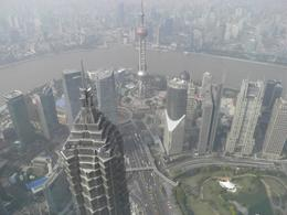 Great view of Shanghai! , Kelly K - December 2012