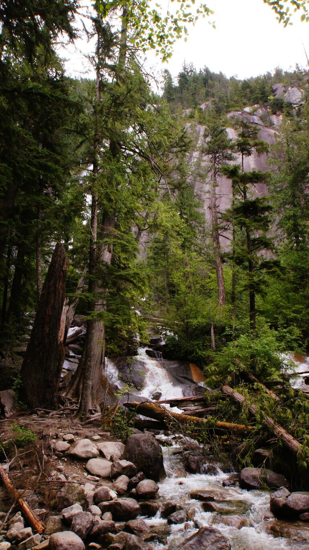 Shannon Falls Provincial Park - Vancouver