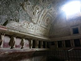 Spa of Pompeii - the artwork was incredible , Beth W - April 2016