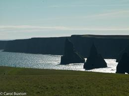 Great rock formation at Duncansby Head , Nigel J L B - September 2016