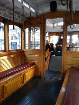 On the trolley - November 2013