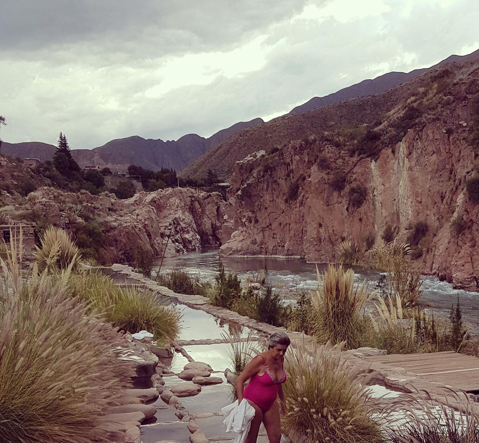 MORE PHOTOS, Spa day in Termas de Cacheuta with transfers from Mendoza