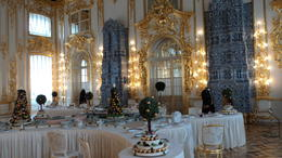 Catherine's palace complete extravagance , Peter D - September 2017