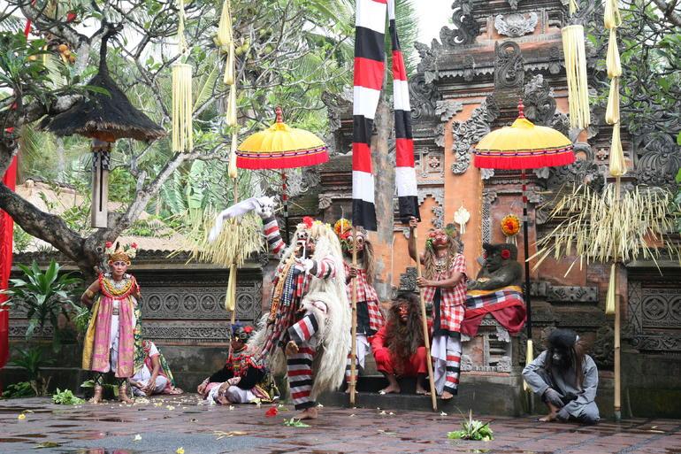 Barong and Kris Dance - Bali