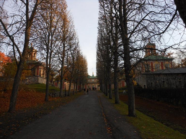 Chinese pavilion - Stockholm