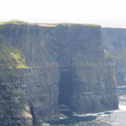 One of my favorite pics of the Cliffs. I also have pictures of the Burren as well as the castle . . . I would be happy to share the pics. , Deborah Y - July 2015