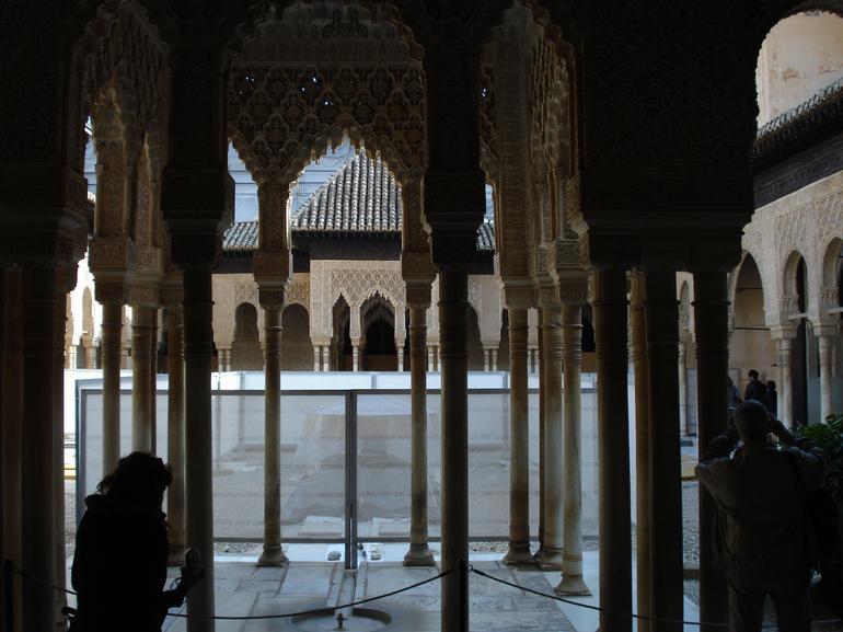 Courtyard - Seville