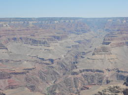 Another panoramic view of the rim , Jennifer B - May 2012