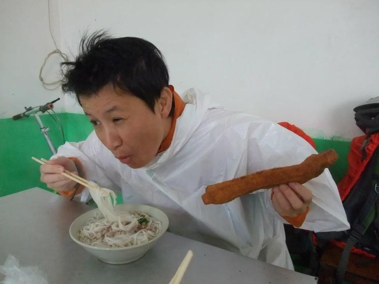 Food break! - Guilin