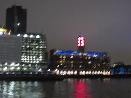 Oxo Tower from the boat trip on the Thames , Mr R J V - October 2012