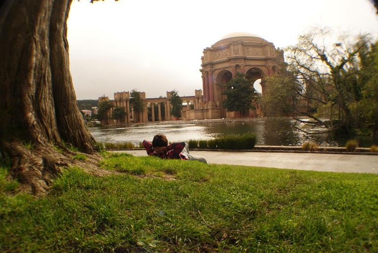 In wonderland, I am | San Francisco - San Francisco
