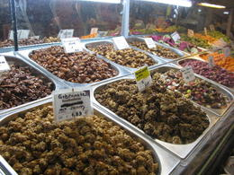 A dizzying selection of nuts - October 2013