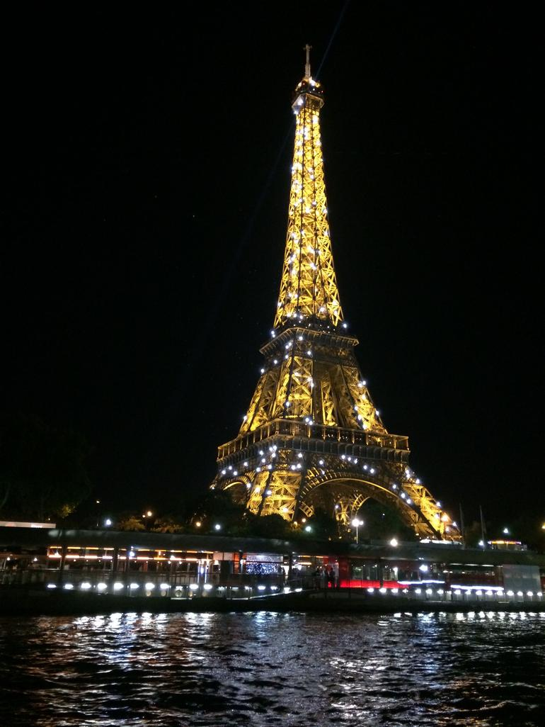 Eiffel Tower Paris Cabaret Show And Seine River Cruise