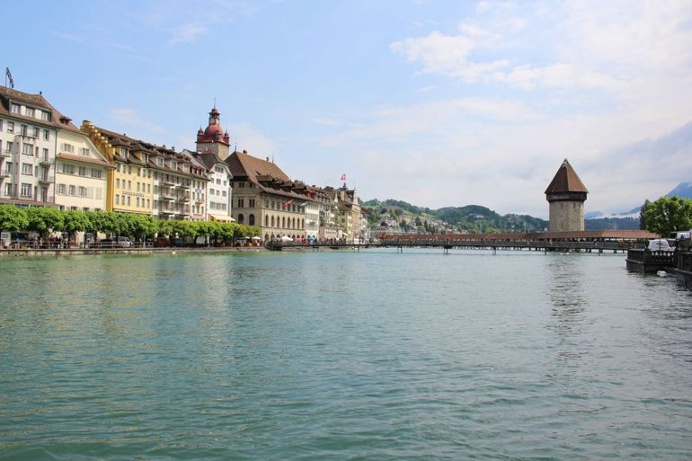 Day Trip to Lucerne and Mount Stanserhorn Including CabriO Cable Car Ride photo 13